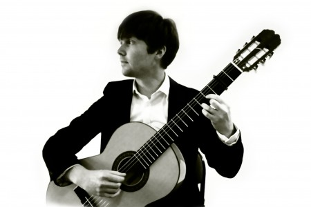 Adam - Classical Guitarist