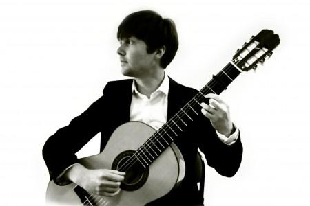 Adam - Classical Guitarist