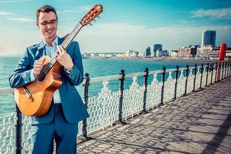 Duncan - Classical Guitarist
