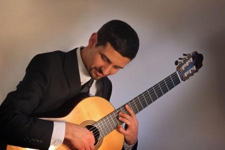 John - Classical Guitarist